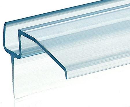 Vidrios y accesorios para mamparas - Perfil mampara ducha ...