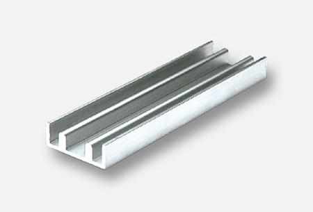 Perfiles vitrina - Perfiles de aluminio para armarios ...