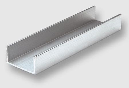 Perfiles vitrina - Perfiles de aluminio precios ...