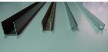 Perfiler 237 A De Aluminio Cortada A Medida
