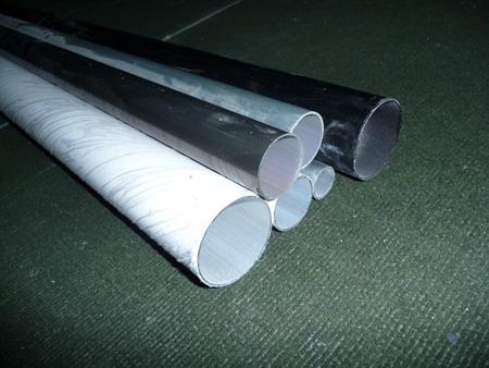 Perfiler a de aluminio cortada a medida - Tubo de aluminio redondo ...