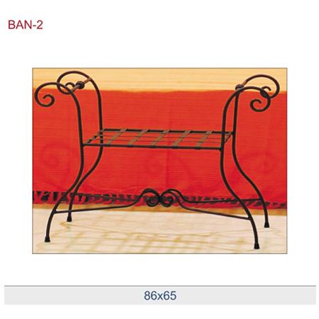 Banquetas y sofas - Bancos de forja para exterior ...