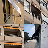 Toldos mosquiteras y persianas - Persianas para balcones ...