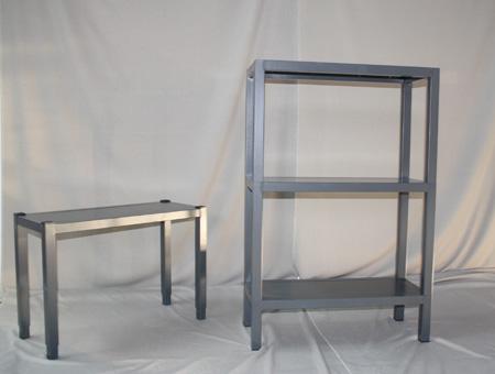 Estanter a modular con baldas independientes para montar - Estanterias para trastero ...