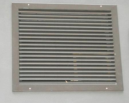 Rejillas de ventilaci n para naves viviendas o centros - Rejilla de ventilacion ...
