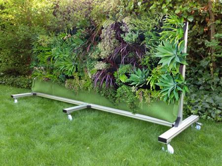 Recipientes for Jardines verticales precios