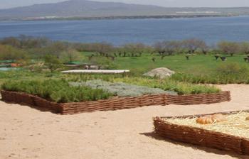 Bordillos separadores para divisiones de terrenos o jardines - Bordillos para jardines ...