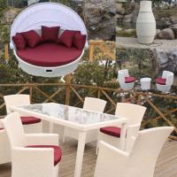 P rgolas y mobiliario de jard n for Mobiliario jardin outlet