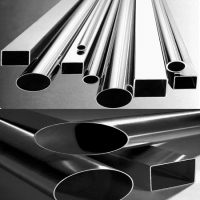 Satainless steel profiles cut-to-size