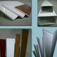 pvc profiles cut-to-size
