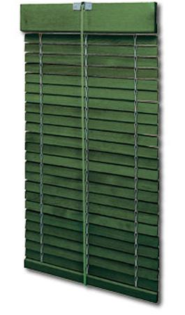 Cortinas y persianas calle for Persiana madera exterior