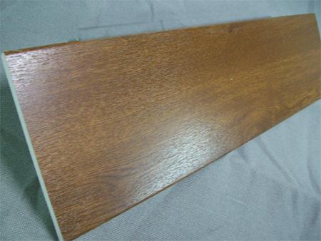 Tablas celulares de pvc blancas o foliadas de madera - Paneles imitacion madera ...
