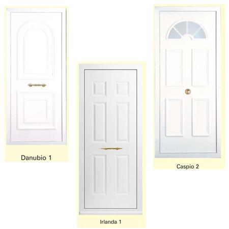 Puertas - Puertas de exterior de pvc ...