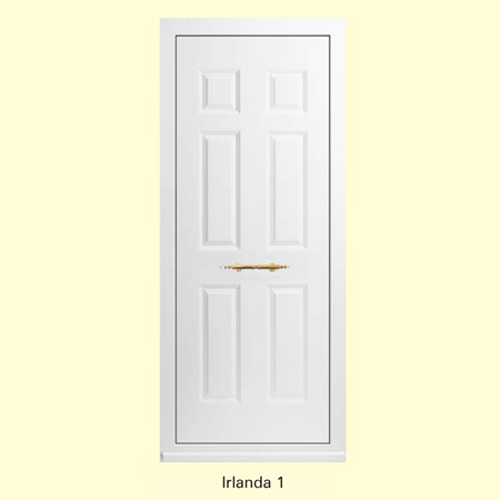 Puertas for Puertas de madera blancas para exterior