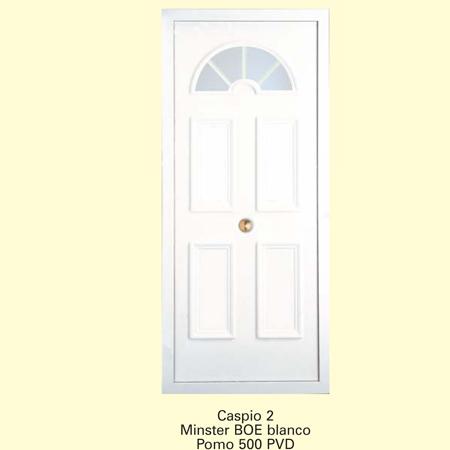 Puertas for Puertas de calle de pvc
