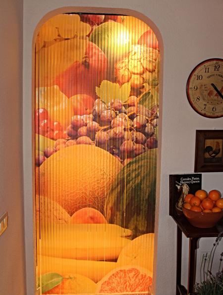 Hermosa cortinas decorativas para puertas elaboraci n for Cortinas decorativas para puertas