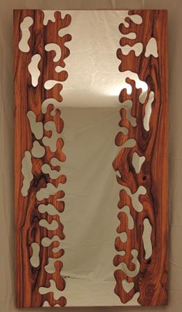 Espejos for Espejos decorativos en madera