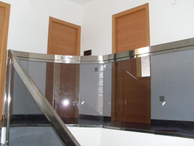 Barandas a medida para loft terrazas balcones azoteas o - Barandillas de cristal para terrazas ...