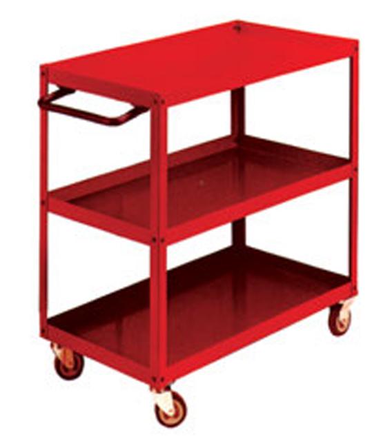 Carrito multiusos para herramientas for Carritos con ruedas para cocina