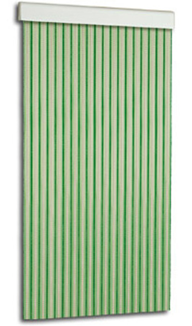Cortina de cintas decoradas para puertas y balcones de for Cortinas de exterior
