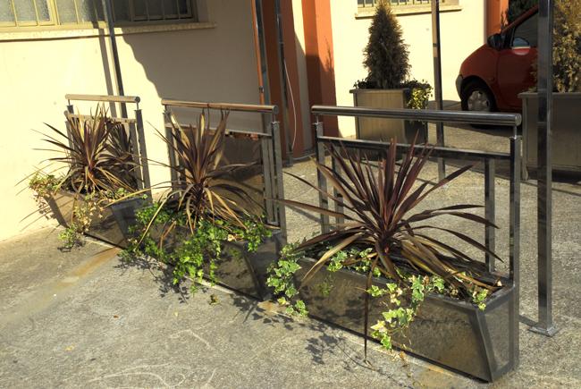 jardinera decorativo para interior o exterior