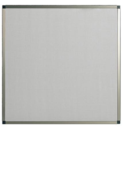 Mosquitera fija fabricada en aluminio y tela de vidrio - Tela mosquitera aluminio ...