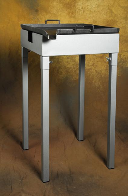 Plancha de hierro desmontable para asar for Plancha de gas butano