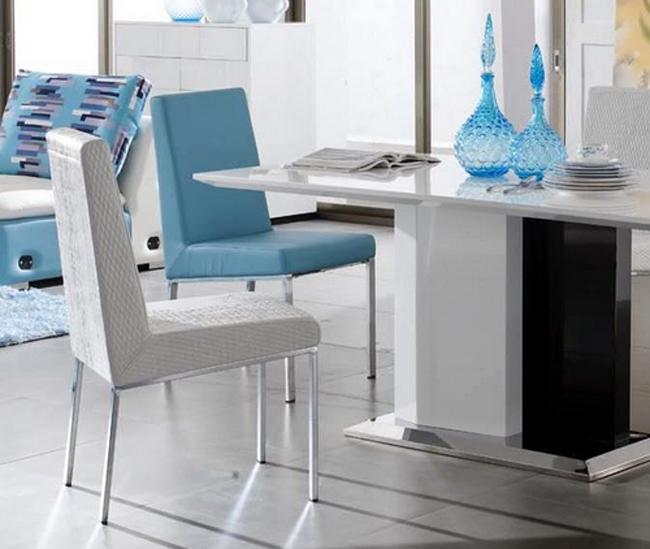 Sillas de diseño ideales para comedores, oficinas o salas de ...