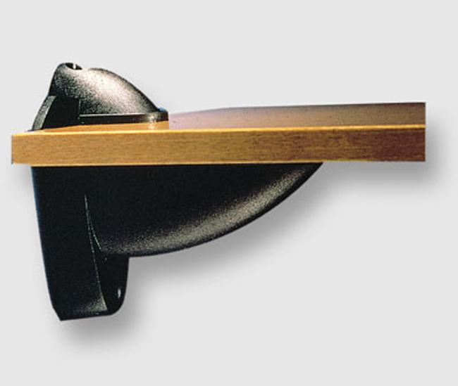 Soporte gradual adaptable a una gran cantidad de gruesos - Baldas de madera ...