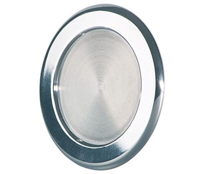 Tirador circular inoxidable calidad aisi 304 - Tirador puerta corredera ...