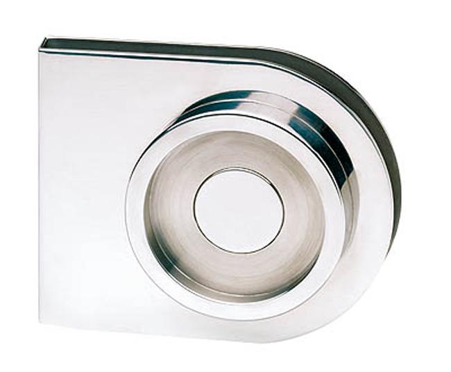 Tiradores inox para puertas correderas de vidrio - Tirador puerta cristal ...