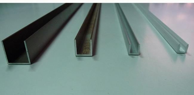 Perfil de aluminio - Perfil de aluminio precio ...