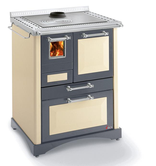 Cocina de le a econ mica con encimera y horno oculto de 8 - Cocinas con horno de lena ...